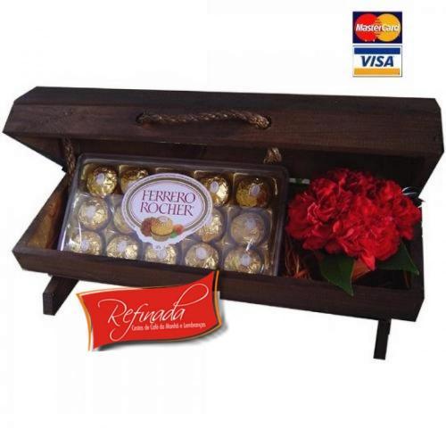 Báu de Chocolate R$ 159,00
